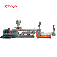 Double Screw plastic Granules Making Machine