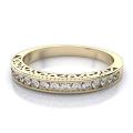 Модное ювелирное 925 серебряное кольцо с драгоценным камнем