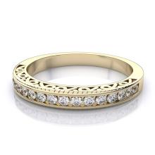 Art- und Weisediamant-Ring-Band 925 Sterlingsilber-Schmucksachen