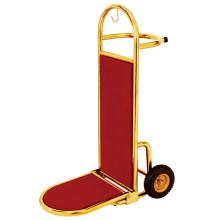 Carro de mano para hotel de acero inoxidable (DF77)