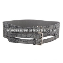 Hot Sell Woman Wide Elastic Belt For Dress