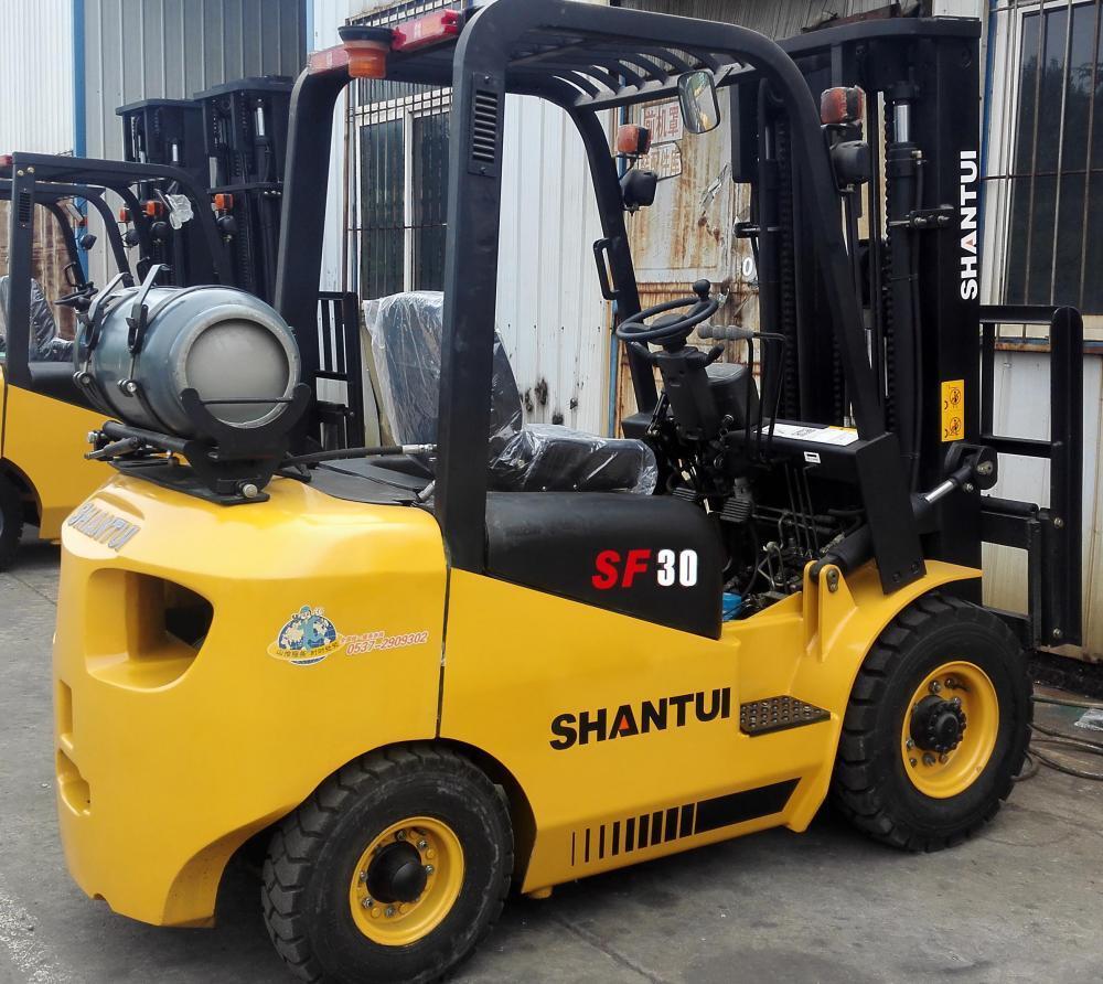 3 0 Ton Gasoline Lpg Forklift
