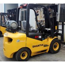 3 Ton Gasoline & LPG Forklift Truck