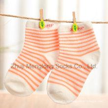 Ejecutado cabrito colorido algodón calcetines de buena calidad con buen precio