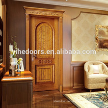 Innentürraum-MDF-Tür des spätesten Designs Holztür
