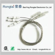 Zündungselektroden / Zündnadel für Gasherd / Gasofen