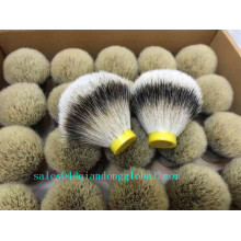 21mm Density Silvertip Badger Hair Knot