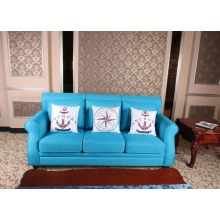 Amazon Sofa, America Sofa, Fabric Sofa (HA03)