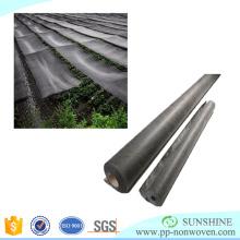 Polypropylene Spunbond Nonwoven Weed Control Fabric