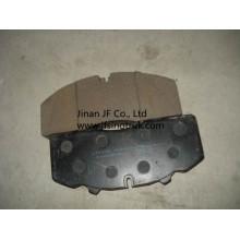 35RB1-02508 35QL1-01501 Plaquette de frein pour bus Higer Oem