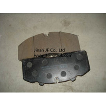 35RB1-02508 35QL1-01501 Oem Higer Bus Brake Pad