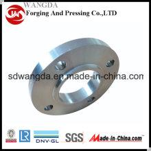 ASTM A182 F304L Wn bride, RF, 300 Lb, 6 pouces, Sch 40, ANSI B16.5 collet