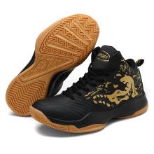 Pu Flat Athletic sports mens shoes