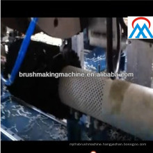 2014 hot sale roller brush drilling and tufting machine for sale