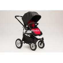 EVA Tire Luxury european style Baby Strollers Child Pram Four Wheels With EN1888