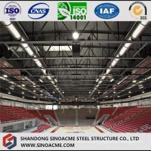 Modern Design Steel Truss Structure for Basketball Gym