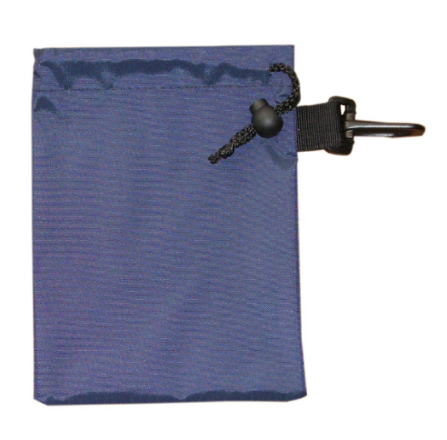 Nylon Pouches With Safelock And Keyring