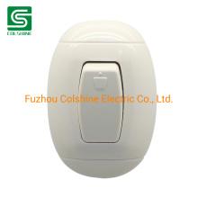 Doorbell Switch Plastic Wall Push Button Door Bell Switch