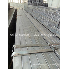 Cold Rolled Square Steel Tube with Thin Wall Thickness