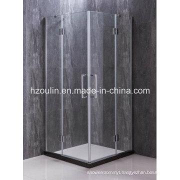 Simple Square Shower Enclosure