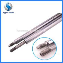 Fabricación de automóviles de alto rendimiento Pistón Rod de tratamiento térmico
