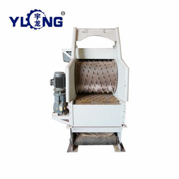 Yulong T-Rex65120A diesel wood chipper shredder