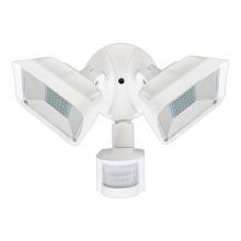 IP65 водонепроницаемый двойного датчика обеспеченностью Сид свет,поток Сид свет Сид сумерках вниз свет 10Вт 20Вт 30Вт