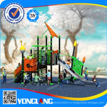Новый Дизайн Открытый Детская Площадка Оборудование