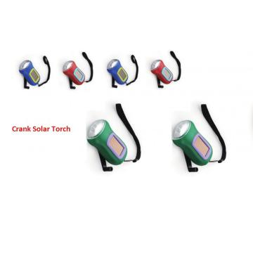 Solar Flashlight torches for sale