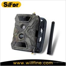 MMS / SMTP / FTP Infrarot-Jagdkamera, lange Akkulaufzeit Jagdkamera mit WLAN-Option