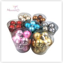 12PCS Dia. 5.8cm Xmas Tree Ornament Ball Wholesale Christmas Decorations