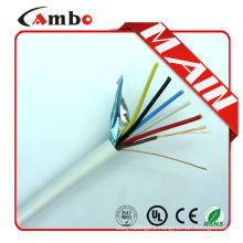 1000ft 6Core 22awg stranded Copper shielded 6 core cable