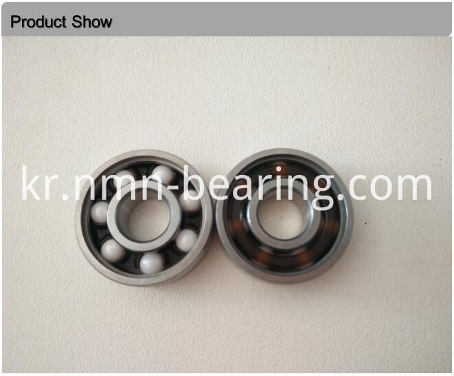 Product show of ceramic bearing