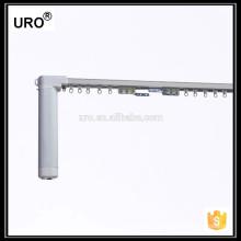 flexible aluminium electric curtain track