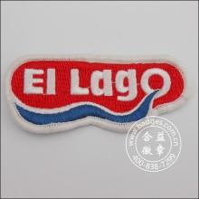 Вышивка патч, аксессуары для одежды тканые знак (GZHY-PATCH-003)
