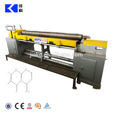 CNC Straight and Reverse Twisted Hexagonal Wire Netting Machine