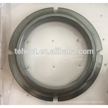 0.005mm toleranz spiegel polieren Rbsic keramik SSIC siliziumcarbid keramik dichtungsring ferrule buchse mit getriebe