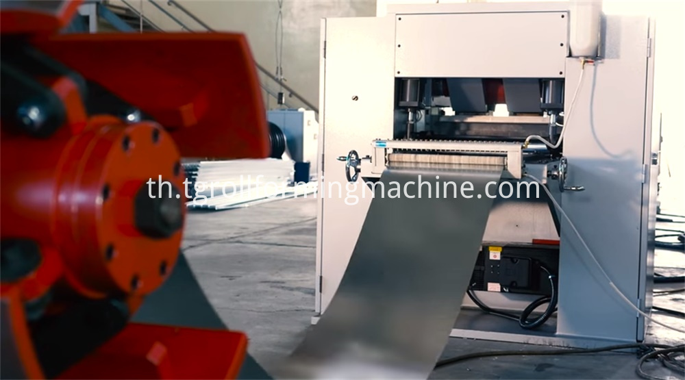 Metal Expanded Mesh Machine