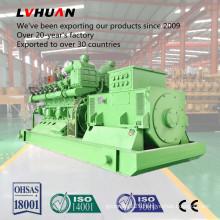 10-600kVA Cogeneration System Using Natural Gas Genset