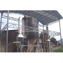 Secadora centrífuga de fosfato de hierro y litio