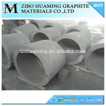Cadinho de pote de grafite de alta pureza para fundição contínua