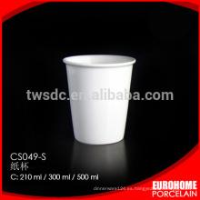 tazas de té única para la exportación por mayor