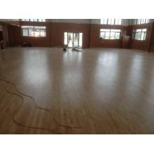 Muito barato mas de boa qualidade Birch Sport Wood Flooring