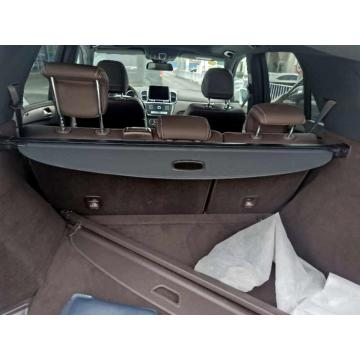 Mercedes Benz GLE Tailbox Cover Curtain