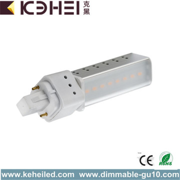 Tube de la CE RoHS 3000K LED G24 AC220V 50Hz