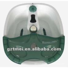 TM-8087C pie de masaje detox pie baño spa con sistema de calefacción