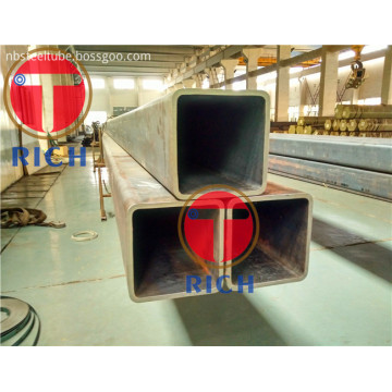 Cold Drawn Low Alloy Square / Rectangular Structural Pipe