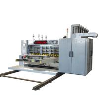 High speed germany flexo die cutting and printing machine
