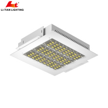 UL DLC 2018 new products IP65 led lights for outdoor canopy 150w led gas station canopy lights