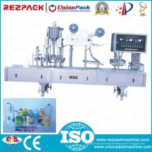 Máquina de llenado y sellado de botellas de plástico (RZP)